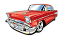16th Annual Classic Car Show & 50's Concert
