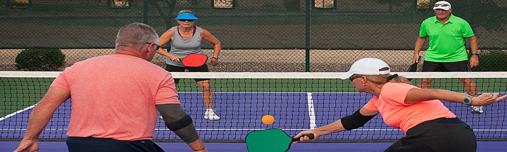 Pickleball for one and ALL!